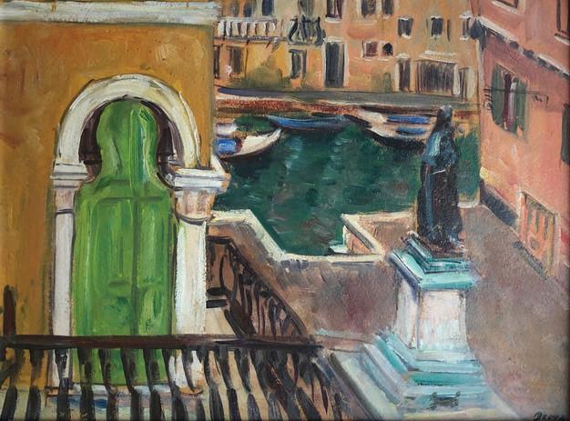 Venice, 1942