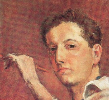 Selfportrait, 1924