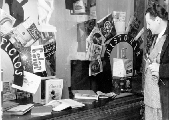 Venice Manifesto on bookstores, 1951