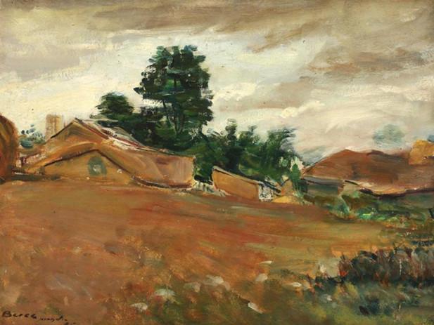 Houses in Mangalia, 1945
