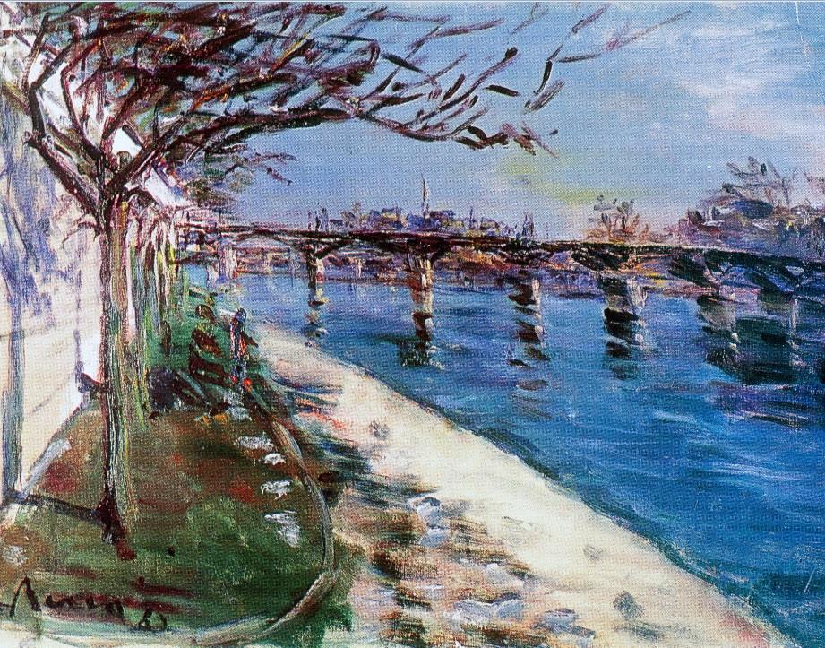 Pont des Arts, 1963