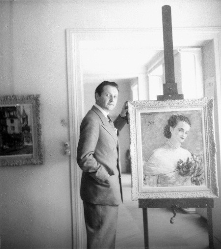 Berea @ Bernheim Jeunne, Paris, 1948
