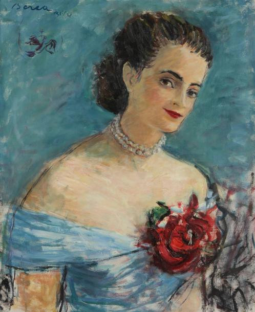 La Princesse Salome Murat, 1948