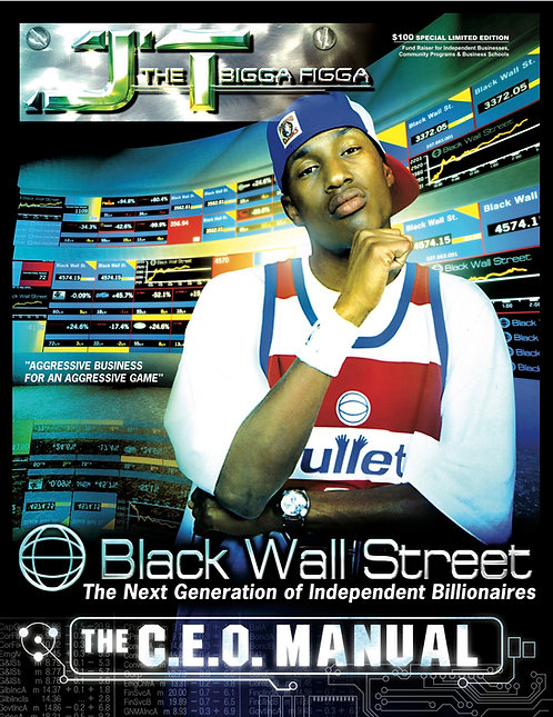 Black Wall  Street The C.E.O. Manual