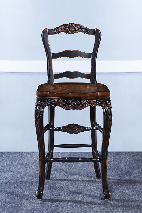 C.FR.B.26.2 - Country French Bar Stool
