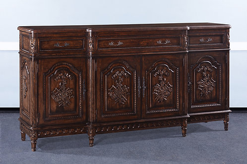 C.FR.712 - Louis XVI Four Door Sideboard
