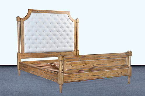 BRK.156.BSL - Greyson Upholstered Bed [King]