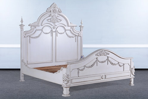 BRK.96.NW - Lady Victorian Bed [King]