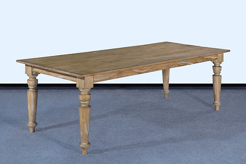 "T.90.BW - Farm Table [84""]"