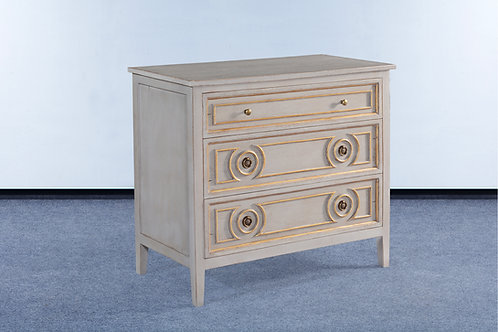 OC.119.PG - Huntington 3 Drawer Chest