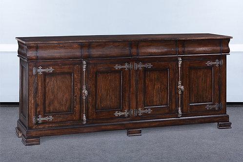 SB.26.DK - Four Door Philippe Sideboard