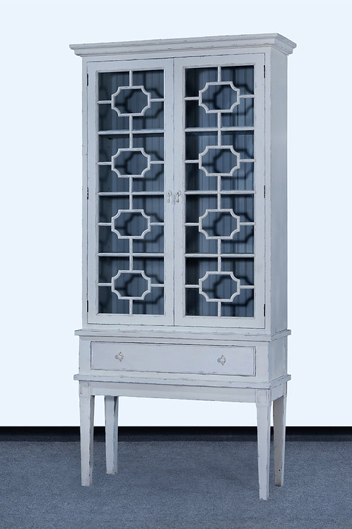C.66.AW - Bella Cabinet [Clear Glass Doors]