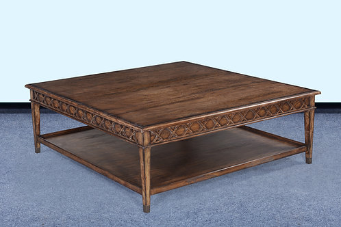 CT.19.R - Anna Coffee Table [Square]