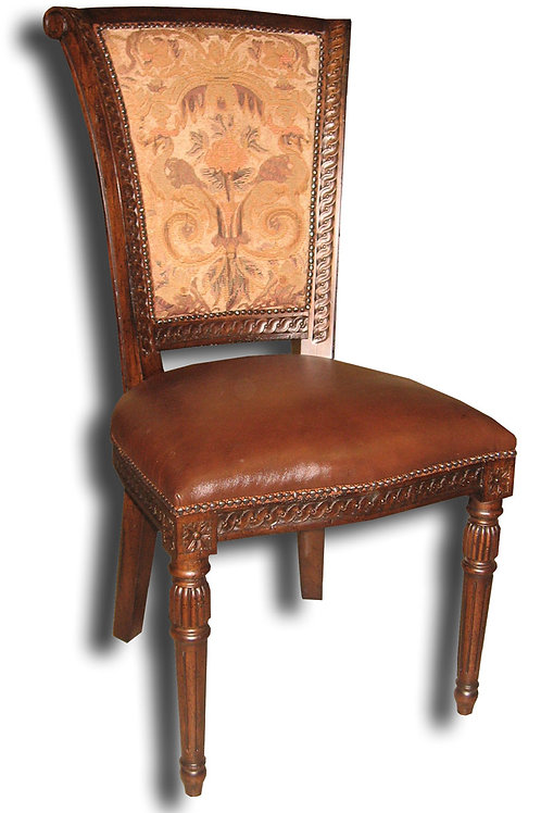 SC.8.12L - Italian Paris Captain's Chair