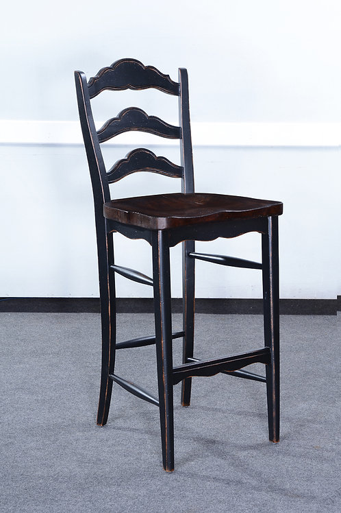 LR.75.B - Colonial Bar Stool