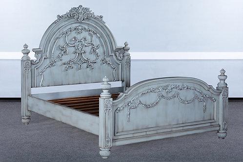 BRQ.97.T - Classical Bed [Queen]