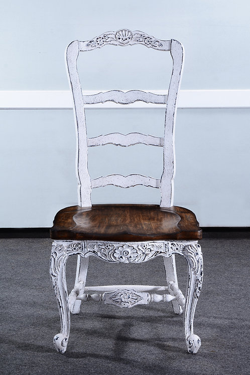 C.FR.W.23 - Country French Side Chair