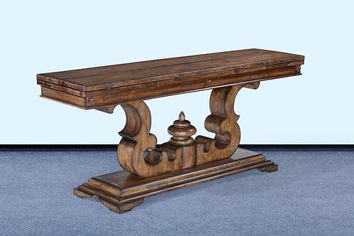 "T.65.R - Cambridge Flip Top Sofa Table 72"""