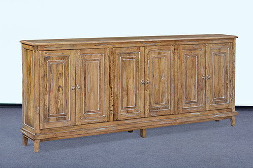 SB.45.BW - Barrington 6 Door Sideboard