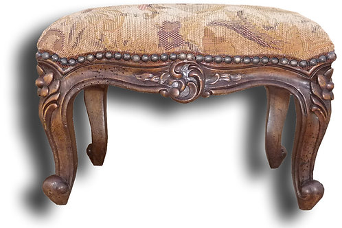 C.FR.58.1.12 - Four Leg Country French Fooststool