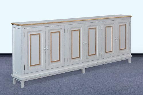 SB.45.AWG - Barrington 6 Door Sideboard