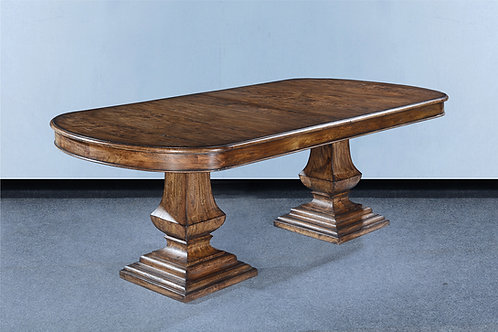 "T.82.R -Pastry Table With Butterfly Leaf [84""]"
