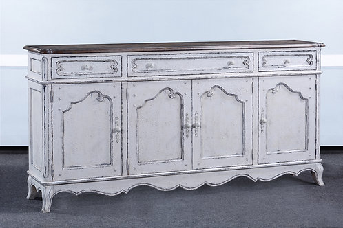 C.FR.553.AW - Provincial Four Door Sideboard