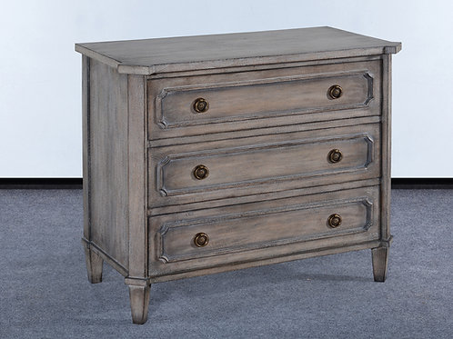 NS.105.GB - Hampton 3 Drawer Chest