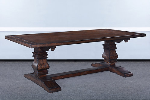 """T.28.2 - Tuscan Harvest Table 120"""""""