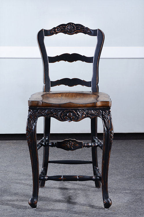 C.FR.B.26.1 - Country French Counter Stool