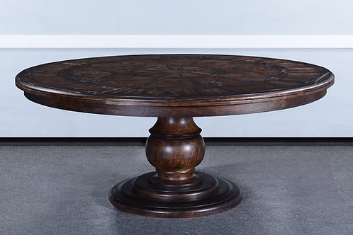 """T.4672 - Barcelona Dining Table 72"""""""