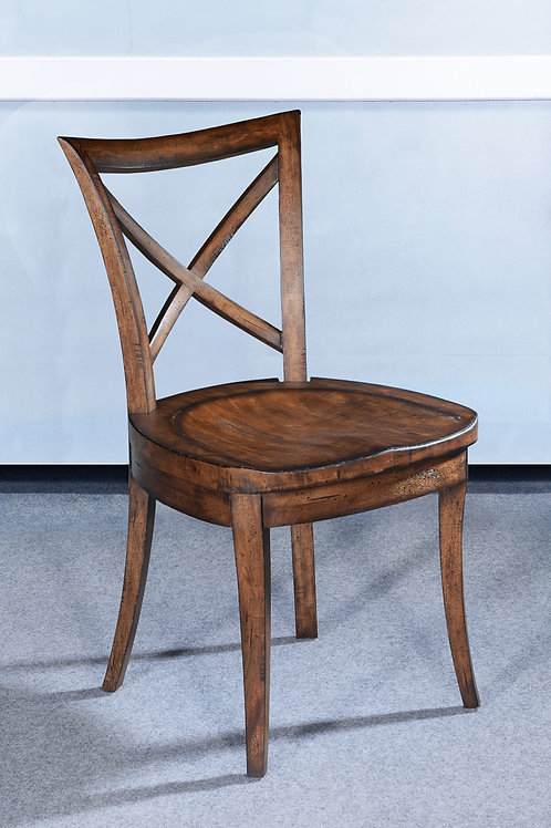 SC.79.R - Cafe X Back Side Chair
