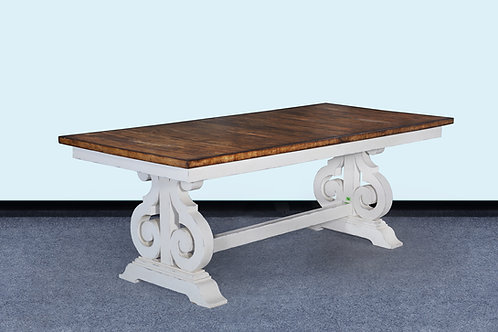 """T.95.AW - Cambridge Table With Butterfly Leaf 84"""""""