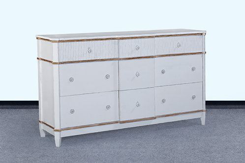C.55.AWG - St. Denis 9 Drawer Dresser / Console