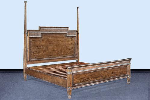 BRQ.161.SM - Camelot Bed [Queen]