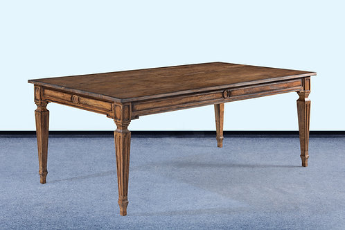 "T.98.R - Swedish Dining Table [84""]"