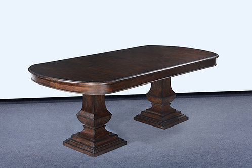 "T.82.DK -Pastry Table With Butterfly Leaf [84""]"