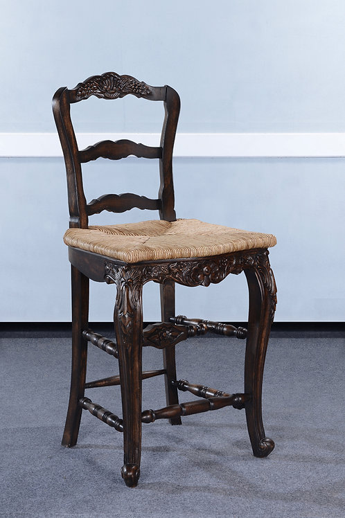 C.FR.26.1 - Country French Counter Stool