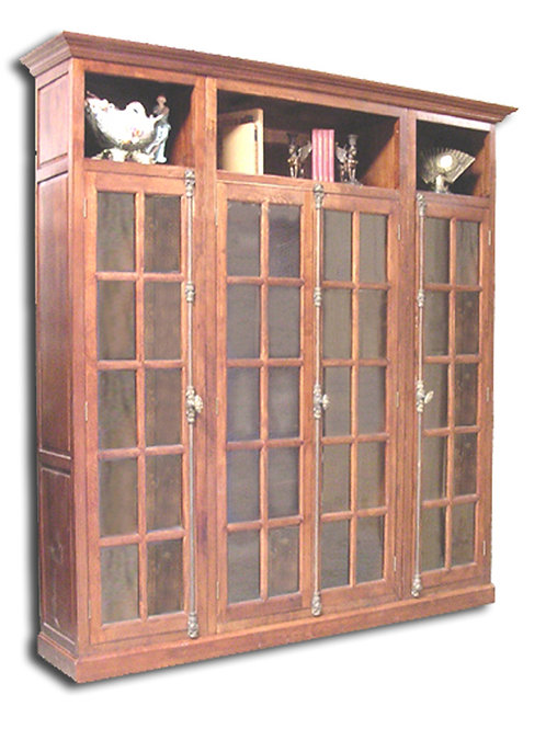 HF.60 - Four Door Cremone Bookcase