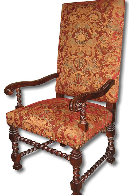 HRR.2 -Tuscan Rope Arm Chair