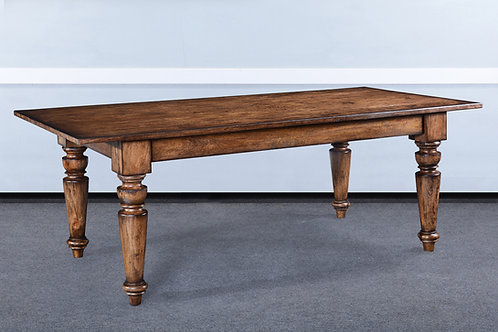 T.49.R - Farm House Table 84""