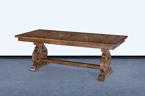 T.95.R - Cambridge Table With Butterfly Leaf 84""