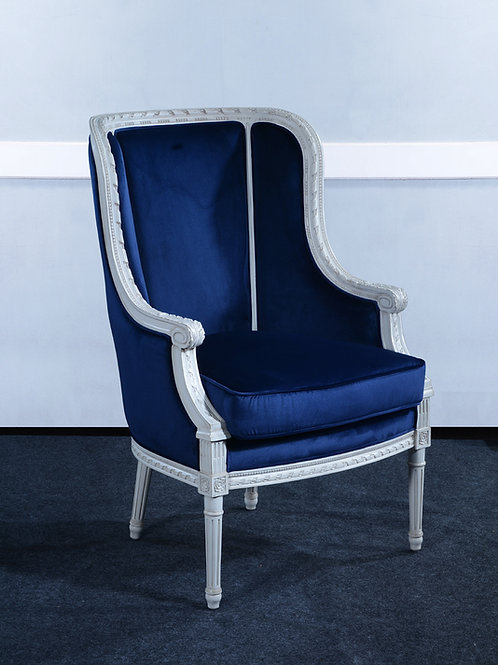 LR.82.VW - Louis XVI Bergere Chair