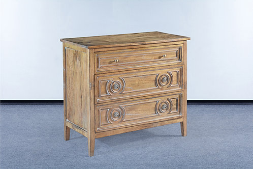 OC.119.BW - Huntington 3 Drawer Chest