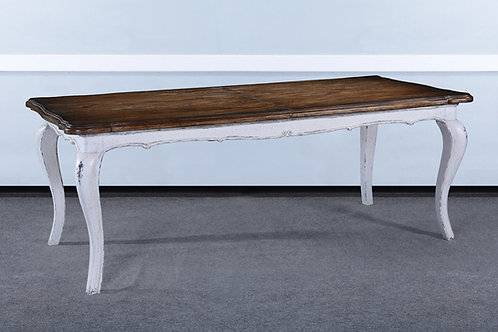T.64.AW - French Farm House Table 82""