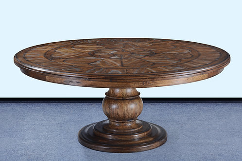 """T.4672.R - Barcelona Dining Table 72"""""""