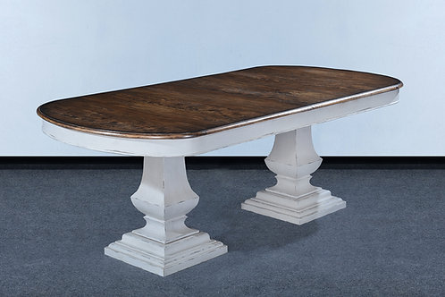 "T.82.AW -Pastry Table With Butterfly Leaf [84""]"