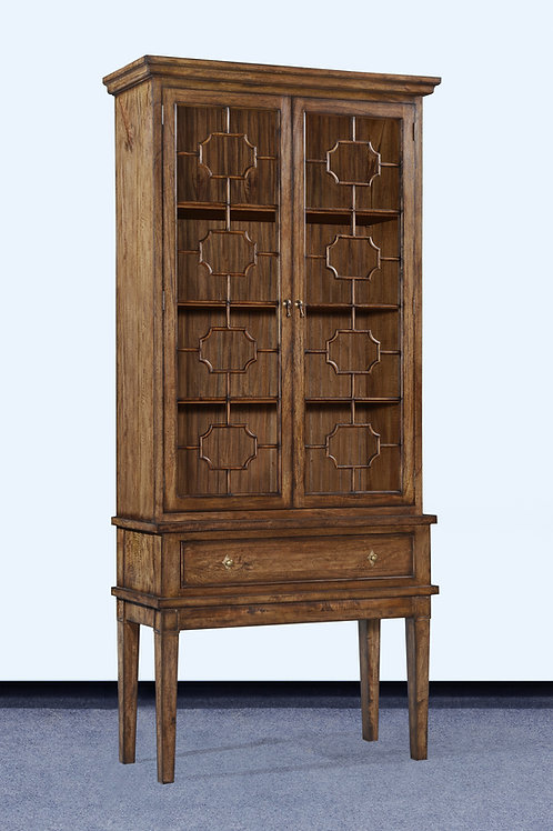 C.66.R - Bella Cabinet [Clear Glass Doors]