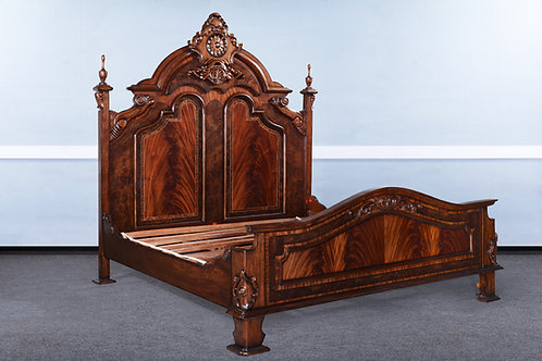 BR.15.K - Victorian Bed [King]