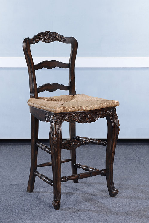 C.FR.26.2 - Country French Bar Stool